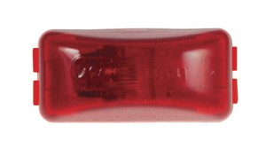 45162 – 3″ Clearance Marker Light, 24V, Red