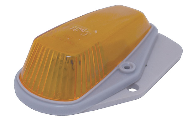 Ford Light Duty Cab Marker Lamp, Yellow
