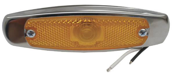 45663 – Low-Profile Clearance / Marker Lamp, Yellow