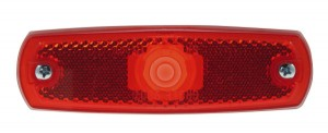 Low-Profile Clearance Marker Lights