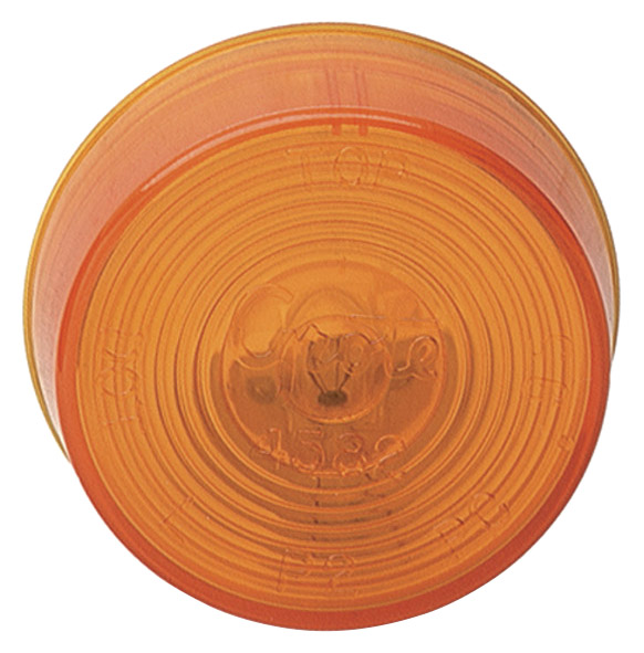 45823 – 2″ Clearance Marker Light, Yellow