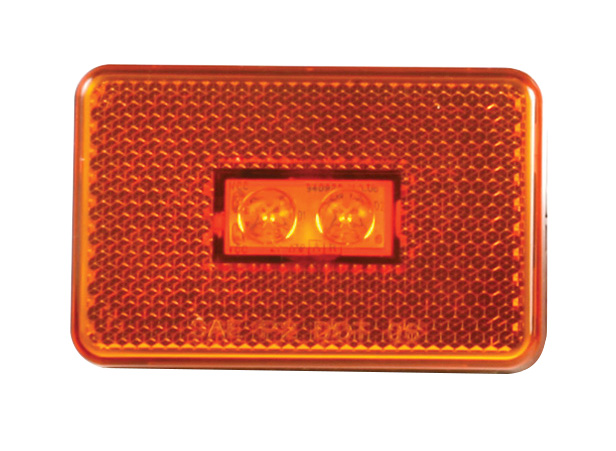Grote Industries - 45973-5 – LED Replacement Clearance Marker Light for Submersible Trailer Lighting Kit