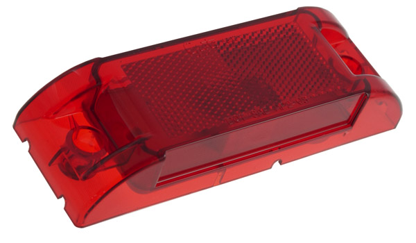 Grote Industries - 46072 – Economy Sealed Clearance Marker Light, Red