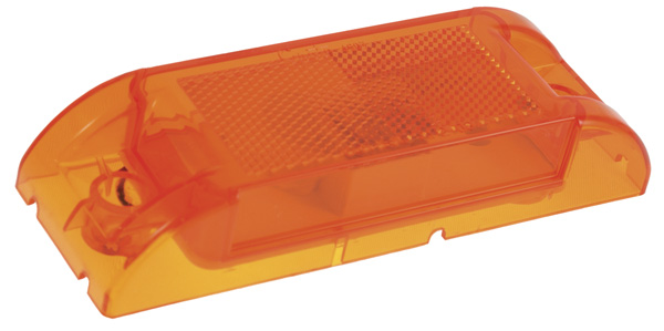 Grote Industries - 46073 – Economy Sealed Clearance Marker Light, Yellow