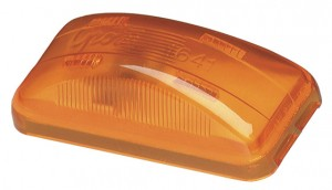46413 – 3″ Clearance Marker Light, 12V, Yellow