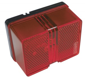 Large Square Clearance/Marker Lamps