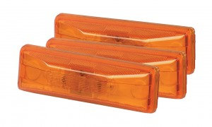 46743-3 – Clearance Marker Lights, Yellow, Bulk Pack