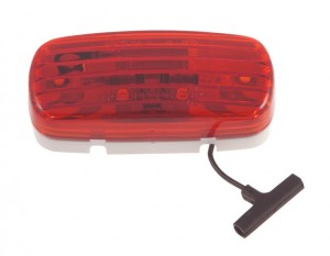 46772 – Fruehauf Special Clearance Marker Light, Red
