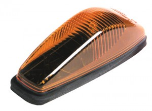 Small Aerodynamic Cab Marker Light