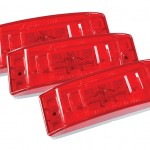 sealed turtleback ii clearance marker light optic bulk red
