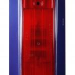 red sealed turtleback ii clearance marker light retail optic