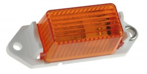 46883 – Economy Clearance Marker Light, Yellow
