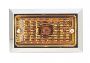 47053 – Rectangular Clearance Marker Light, Yellow