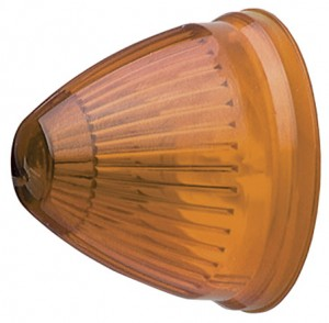 47103 – 2″ Beehive Clearance Marker Light, Yellow