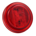 Red LED Clearance Marker Light.