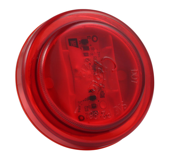 Grote Industries - 47122 – SuperNova® 2 1/2″ LED Clearance Marker Light, Red