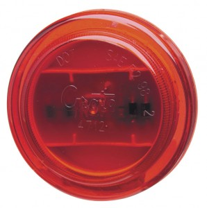 47322 – SuperNova® 2 1/2″ LED Clearance Marker Light, 24V, Red