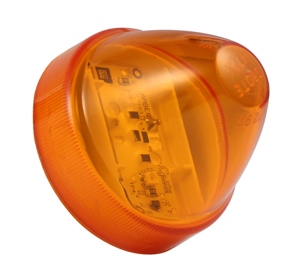 47213 – SuperNova® 2″ Beehive LED Clearance Marker Light, Yellow