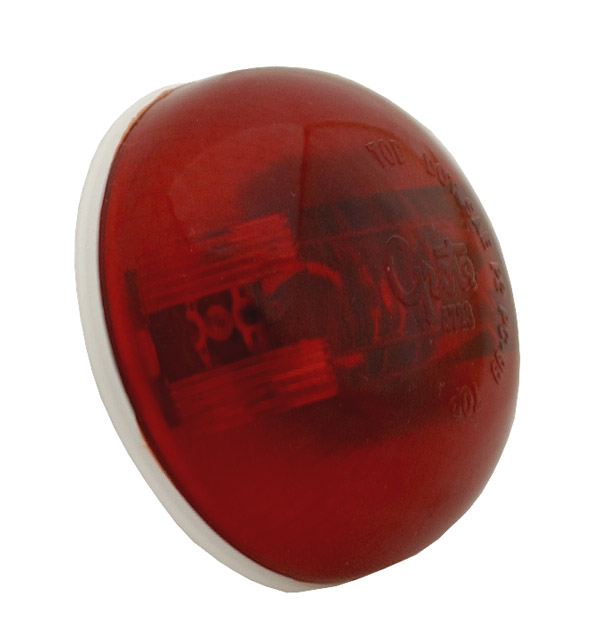 47232 – SuperNova® 2 1/2″ PC Rated, LED Clearance Marker Light, Red
