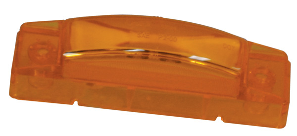Grote Industries - 47243 – SuperNova® 3″ Thin-Line LED Clearance Marker Light, Yellow