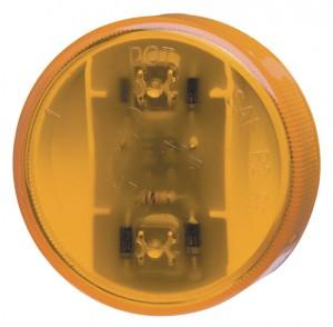 47333 – SuperNova® 2″ LED Clearance Marker Light, 24V, Yellow