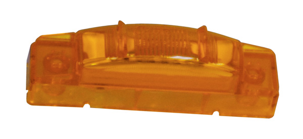Grote Industries - 47463 – SuperNova® 3″ Thin-Line LED Clearance Marker Light, PC Rated, Yellow