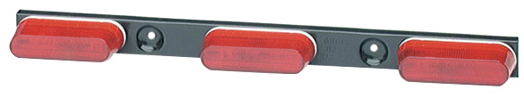 Grote Industries - 49062 – Thin-Line Bar Light, Red