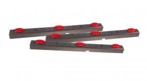 49202-3 – MicroNova® LED Bar Light, Red, Bulk Pack