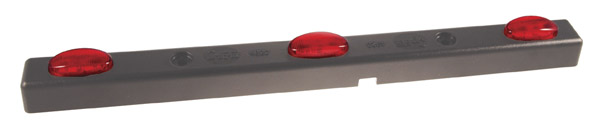 49202 – MicroNova® LED Bar Light, Red