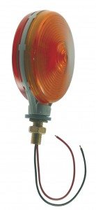 50630 – Thin-Line Double-Face Light, Double Contact, Red/Yellow