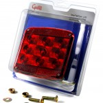 led submersible trailer lighting kit retail red