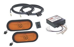 Two-Head Oval Remote Strobe Kit