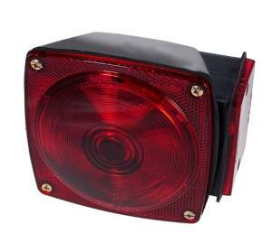 52302 – Trailer Lighting Kit, RH Stop Tail Turn Replacement, Red