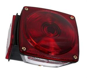 52312 – Trailer Lighting Kit, LH Stop Tail Turn Replacement, Red