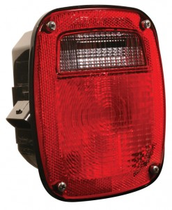 53630 – SuperNova® Three-Stud Metri-Pack® LED Stop Tail Turn Light, RH, Red