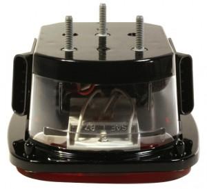 Luz LED de frenado/trasera/direccional SuperNova® Metri-Pack®, tres varillas roscadas, con conector doble