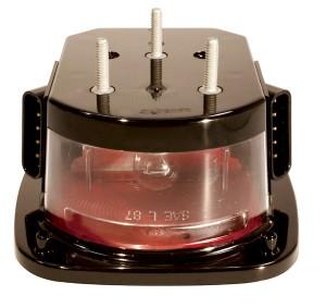 Luz LED de frenado/trasera/direccional Metri-Pack®, tres varillas roscadas, con conector doble