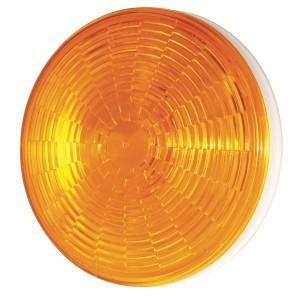 54333 – SuperNova® 4″ NexGen™ LED Auxiliary Light, Male Pin, Yellow