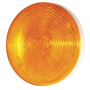 54363 – SuperNova® 4″ NexGen™ LED Stop Tail Turn Light, Grommet Mount, Auxiliary, Hard Shell, Yellow