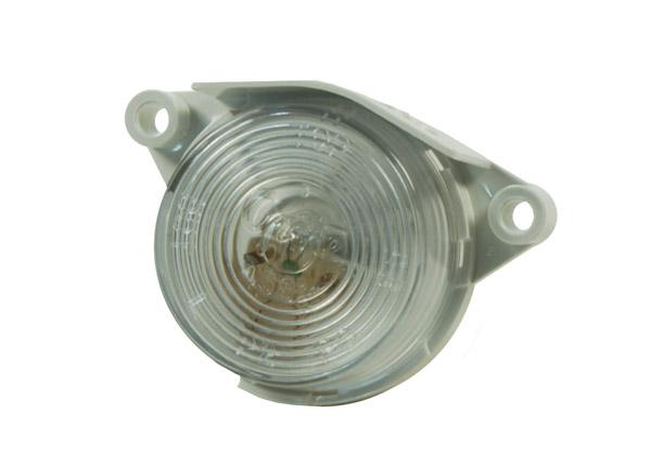 60191 – 2″ Twist-In Sealed License Light, Clear Kit (45821 + 43040)