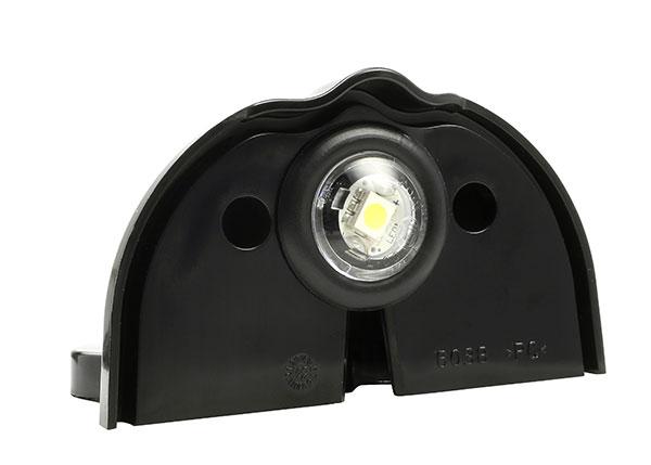 Grote Industries - 60341 – MicroNova® LED License Light, Black