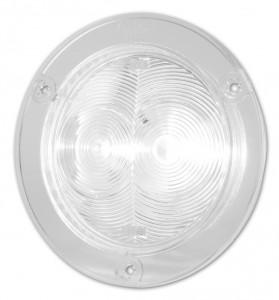 "Luz de montaje LED SuperNova®, con brida, 4"""
