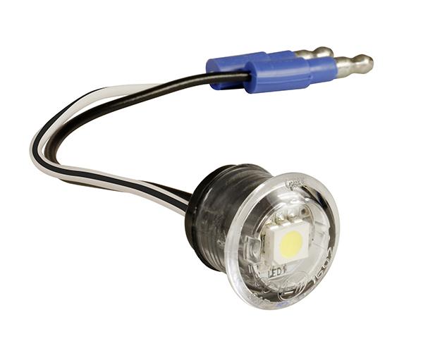 60651 – MicroNova® Dot LED License Lamp, Replacement Lamp