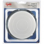 round dome light with switch chrome base retail pack