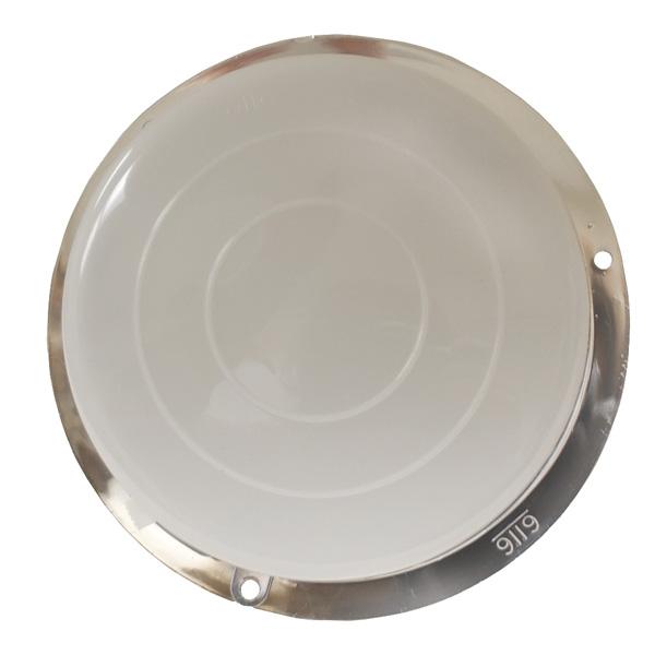 Round Light Switch: 61091 - Chrome Base,Lighting