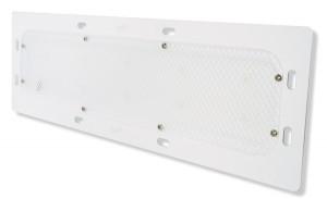 61111 – LED WhiteLight™ Recessed Mount 18″ Dome Light, High Output, 16 Diodes, 1000 Lumens, 24V, White
