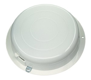 61161 – Round Dome Light with Switch, White Base