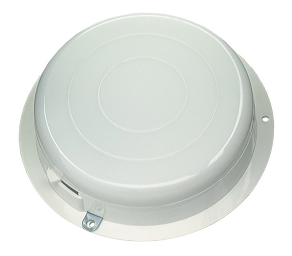 Grote Industries - 61161 – Round Dome Light with Switch, White Base