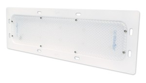 61261 – LED WhiteLight™ Recessed Mount 18″ Dome Light, Standard Output, 10 Diodes, 800 Lumens, White