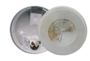 "Torsion Mount® II 4"" Round Dome Light"